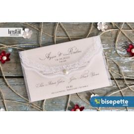 Kristal Davetiye - 70262 Düğün Davetiye