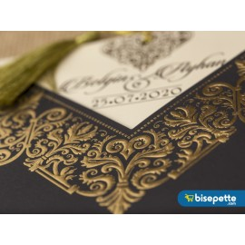 Wedding Davetiye 8323