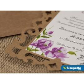 Wedding Davetiye 8328