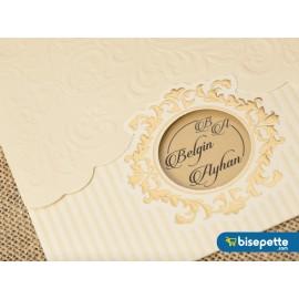 Wedding Davetiye 8356