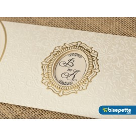 Wedding Davetiye 8357