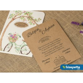 Wedding Davetiye 8361