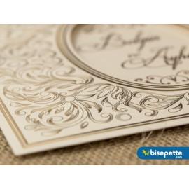 Wedding Davetiye 8363