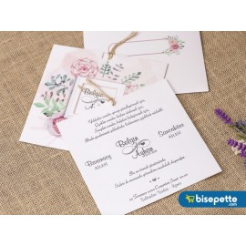 Wedding Davetiye 8371