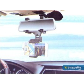 Aynaya Takılan Araç İçi Telefon Tutucu