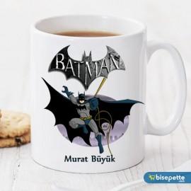 Batman Kişiye Özel Kupa Bardak