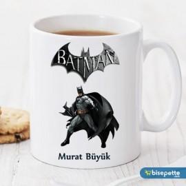 Batman Kişiye Özel Kupa Bardak Model 3