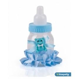 Bebek Mevlüt Şekeri 12 Adet Birden - Mavi Biberon