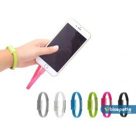 Bileklik Şarj Ve Veri Aktarım Kablosu İphone