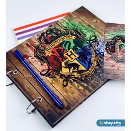 Fotoğraf Albümü Kendin Yap Özel Tasarım Hogwarts
