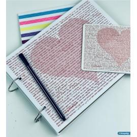 Fotoğraf Albümü Kendin Yap Özel Tasarım Yüz Dilde Seni Seviyorum