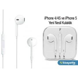 iPhone 5 Kulaklık iPhone 5/5S Uyumlu
