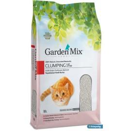 Kedi Kumu 10 LT - GARDENMIX BENTONITE Parfümsüz İnce