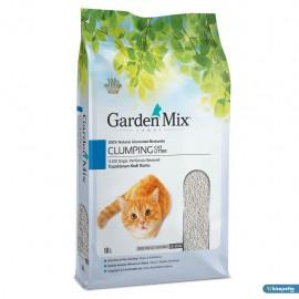 Kedi Kumu 10 LT - GARDENMIX BENTONITE Parfümsüz Kalın