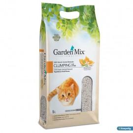 Kedi Kumu 5 LT - GARDENMIX BENTONITE Portakallı İnce