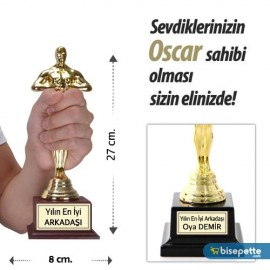 Yılın En İyi Arkadaşı Oscarı ( Büyük Boy )
