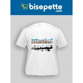 İstanbul Tişört