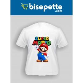 Süper Mario Tişört