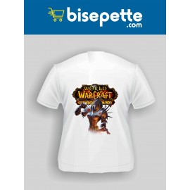 Warcraft Tişört